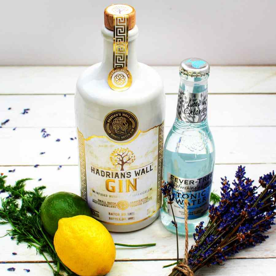 Working with Hadrian's Wall Gin